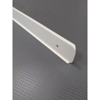 Стикова планка для стільниці LUXEFORM кутова колір RAL1013